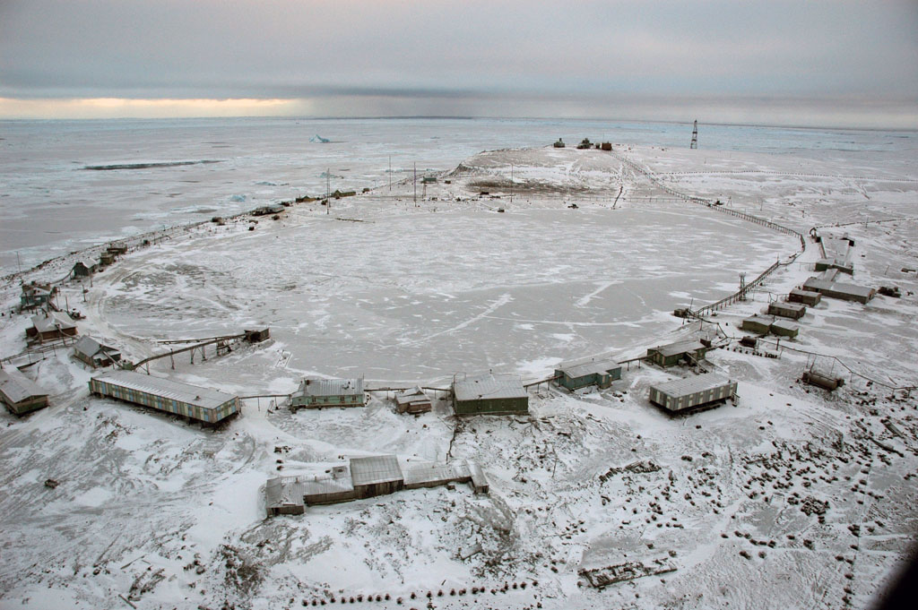 Northernmost mainland point of Russia: Cape Chelyuskin - 4