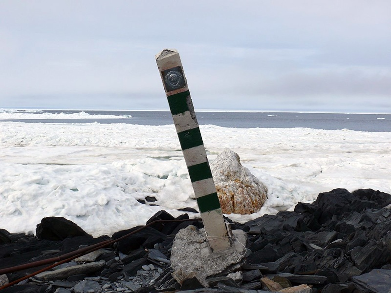 Northernmost mainland point of Russia: Cape Chelyuskin - 5