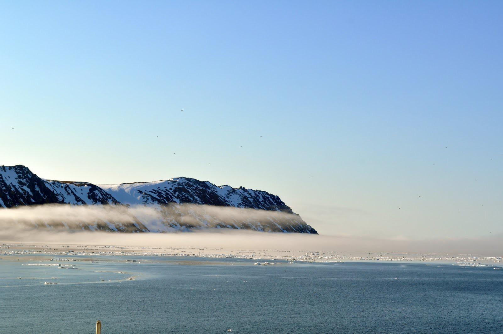Easternmost point of Russia: Big Diomede Island - 4