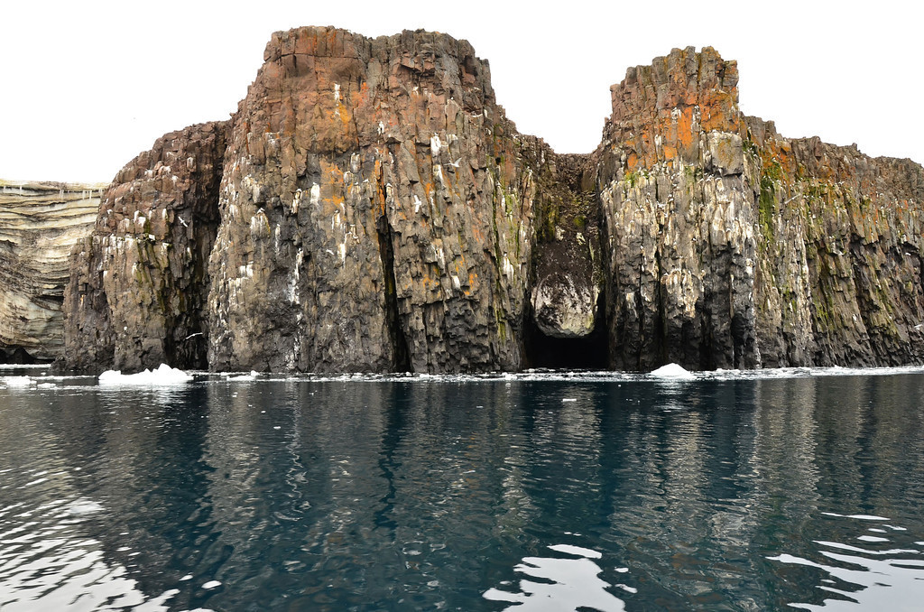 Northernmost point of Russia: Cape Fligely, Franz Josef Land - 4