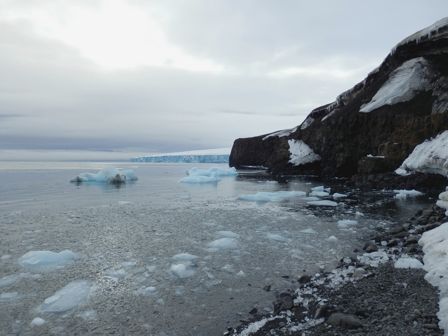 Northernmost point of Russia: Cape Fligely, Franz Josef Land - 5
