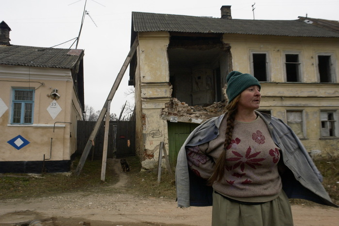 Russia as it is: Photos of Russian poor life by Irina Popova - 18