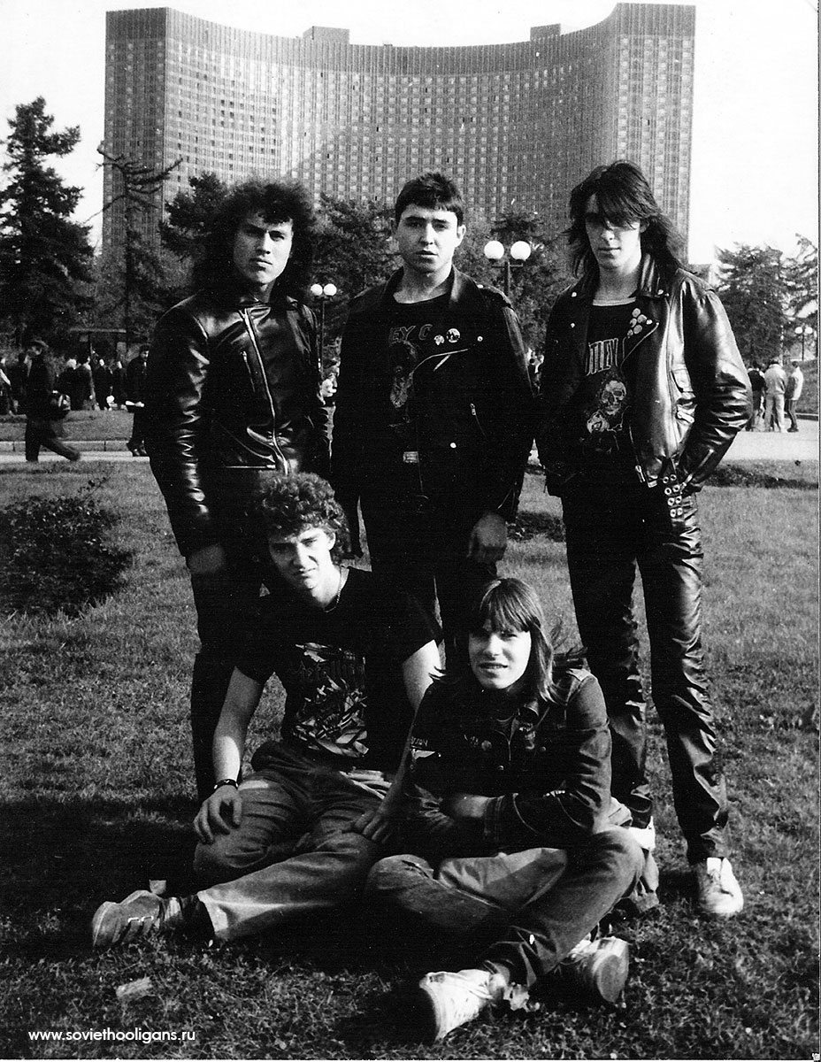 Soviet culture: Goths, punks and metalheads of the USSR - 18