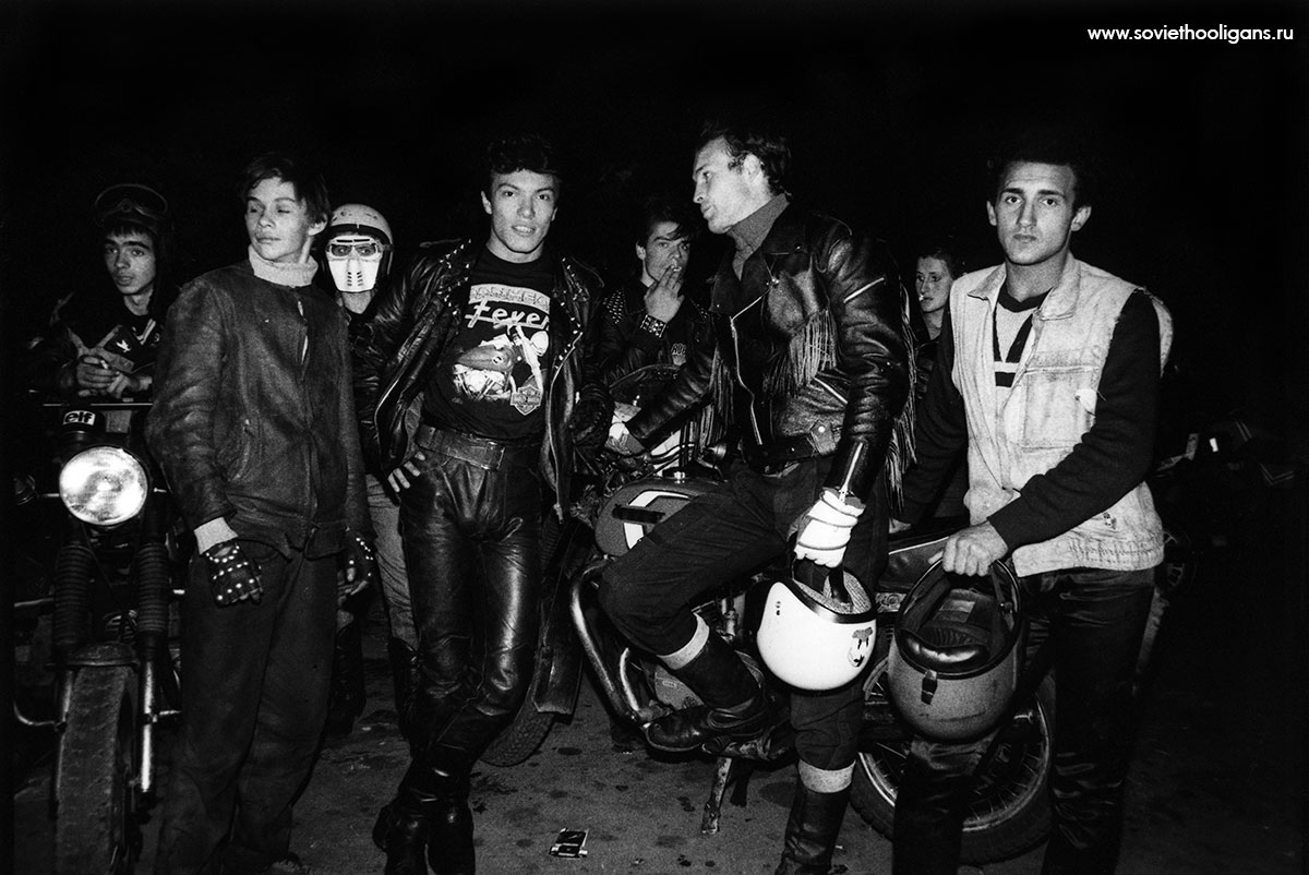Soviet culture: Goths, punks and metalheads of the USSR - 19