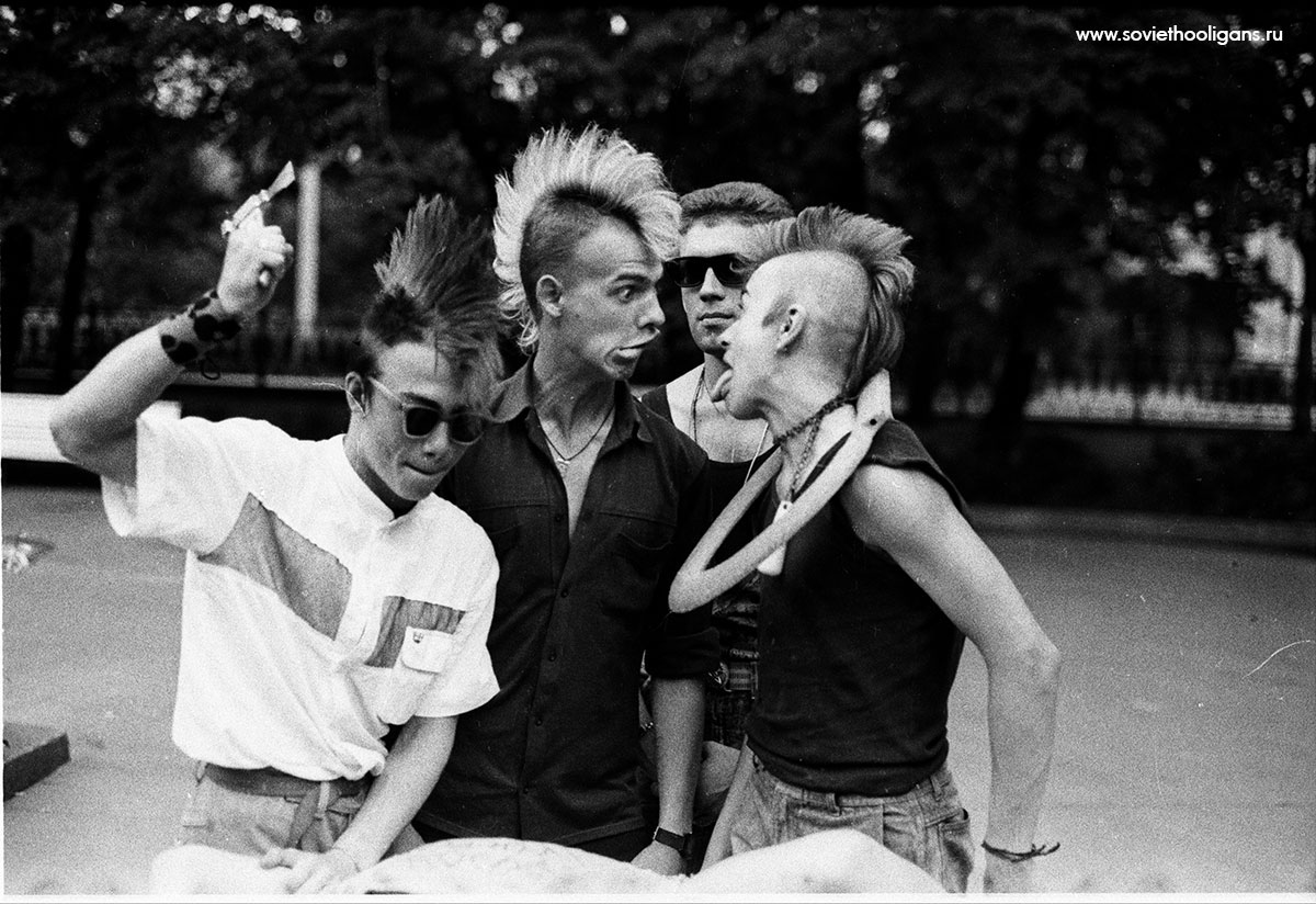 Soviet culture: Goths, punks and metalheads of the USSR - 24