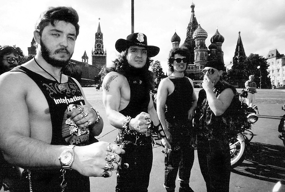 Soviet culture: Goths, punks and metalheads of the USSR - 35