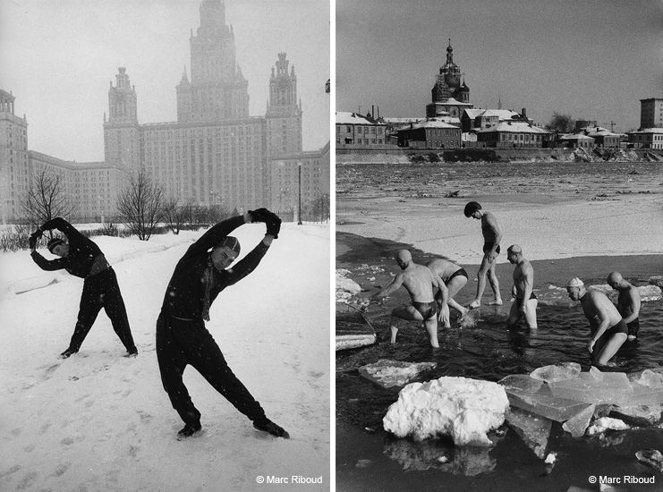Vintage photos of the harsh winter in the era of Soviet Union - 29