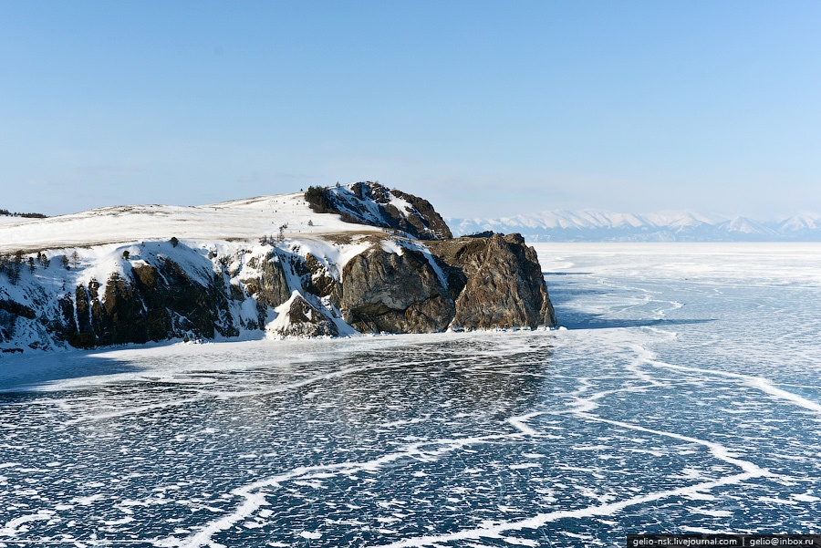 Winter and summer lake Baikal: Delightful photos from the sky - 4