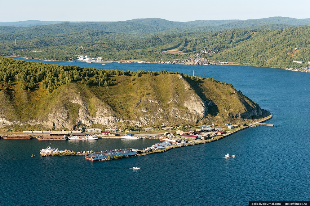 Winter and summer lake Baikal: Delightful photos from the sky - 48