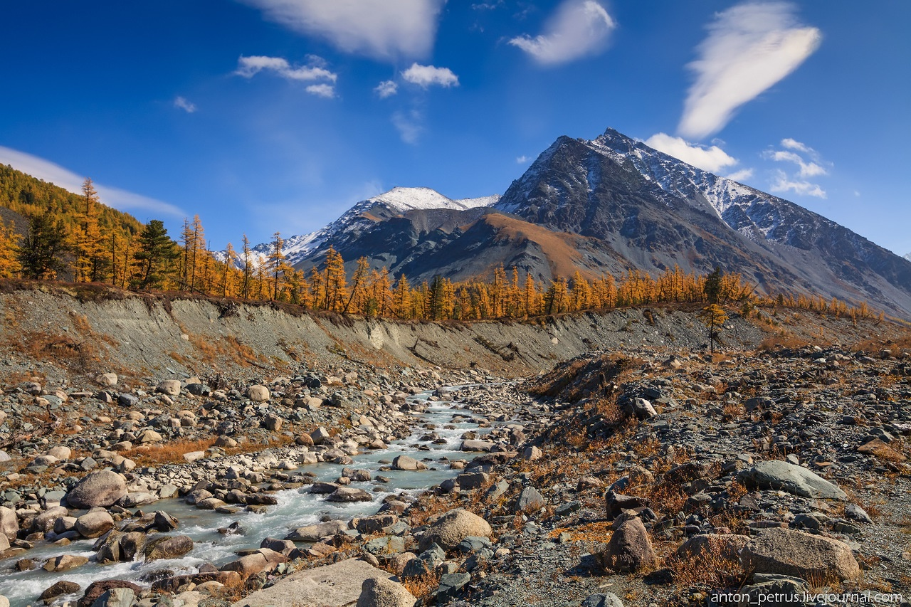 Beauteous landscapes of Altai Krai on photos by Anton Petrus - 13