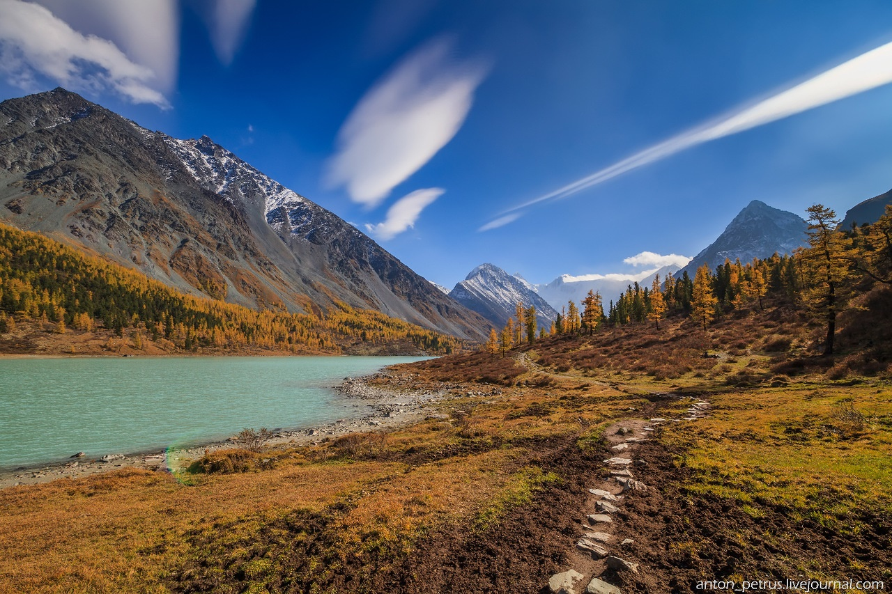 Beauteous landscapes of Altai Krai on photos by Anton Petrus - 14