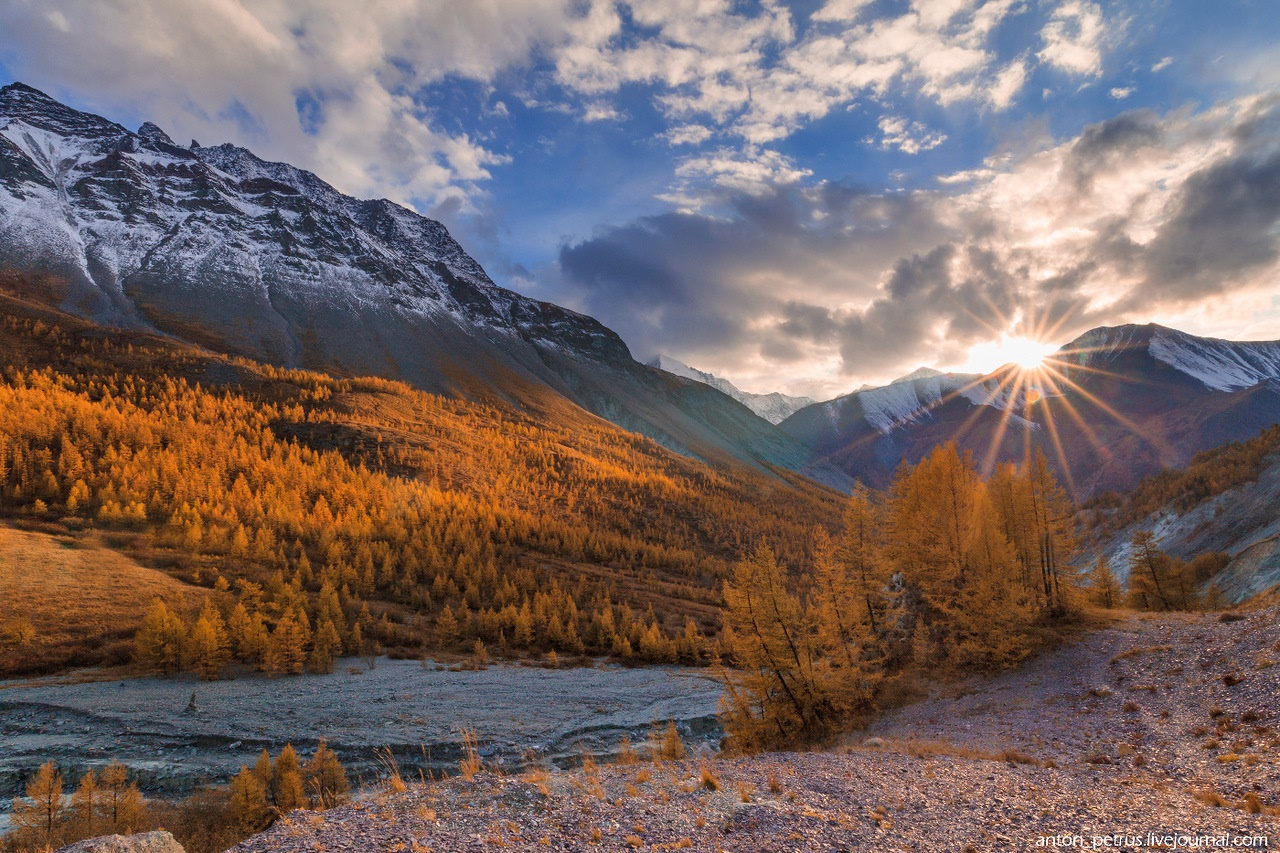 Beauteous landscapes of Altai Krai on photos by Anton Petrus - 15
