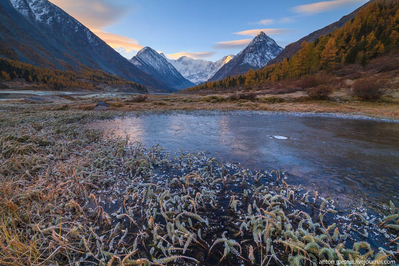 Beauteous landscapes of Altai Krai on photos by Anton Petrus - 16