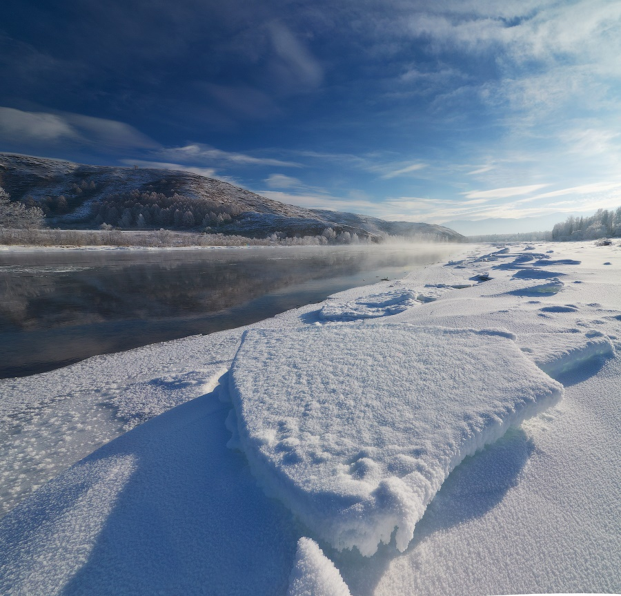 Beauteous landscapes of Altai Krai on photos by Anton Petrus - 19
