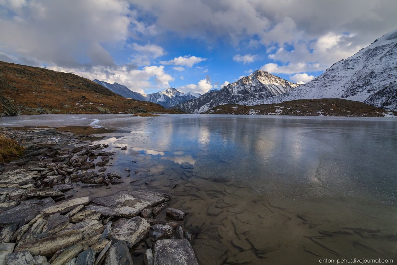 Beauteous landscapes of Altai Krai on photos by Anton Petrus - 23