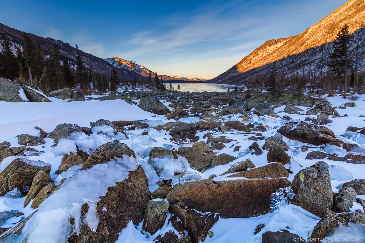 Beauteous landscapes of Altai Krai on photos by Anton Petrus - 27