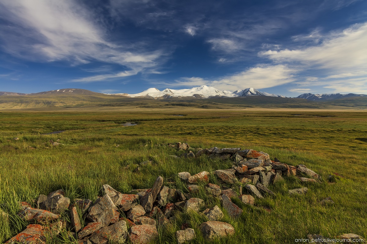 Beauteous landscapes of Altai Krai on photos by Anton Petrus - 29