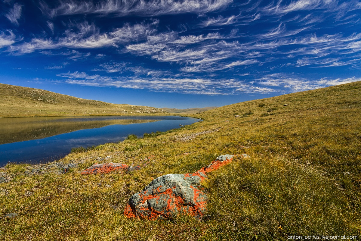 Beauteous landscapes of Altai Krai on photos by Anton Petrus - 34
