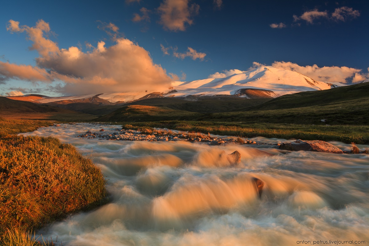 Beauteous landscapes of Altai Krai on photos by Anton Petrus - 36