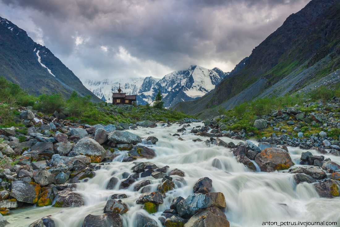 Beauteous landscapes of Altai Krai on photos by Anton Petrus - 4