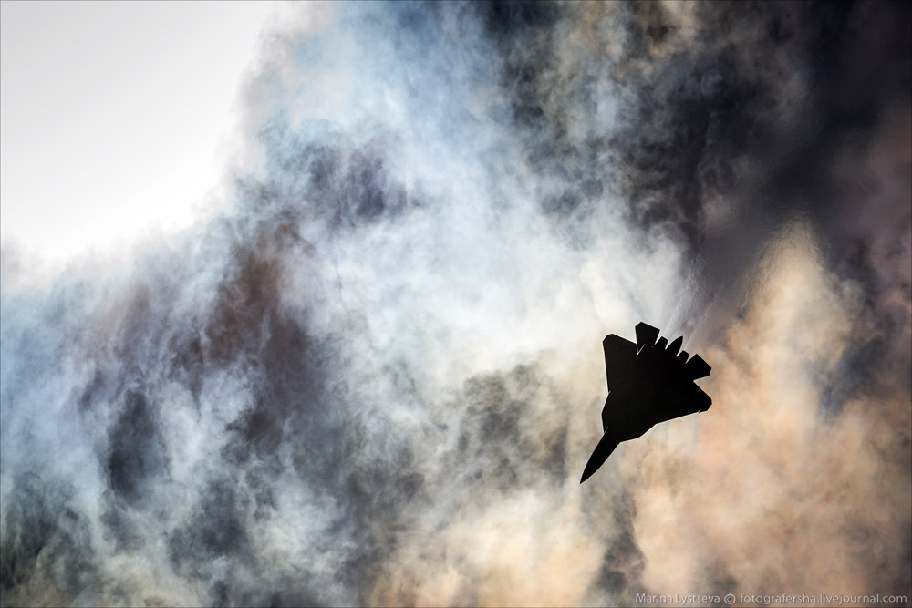 MAKS 2015: The best photos from the air show in Moscow - 17