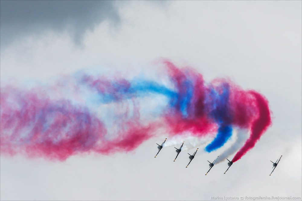 MAKS 2015: The best photos from the air show in Moscow - 23