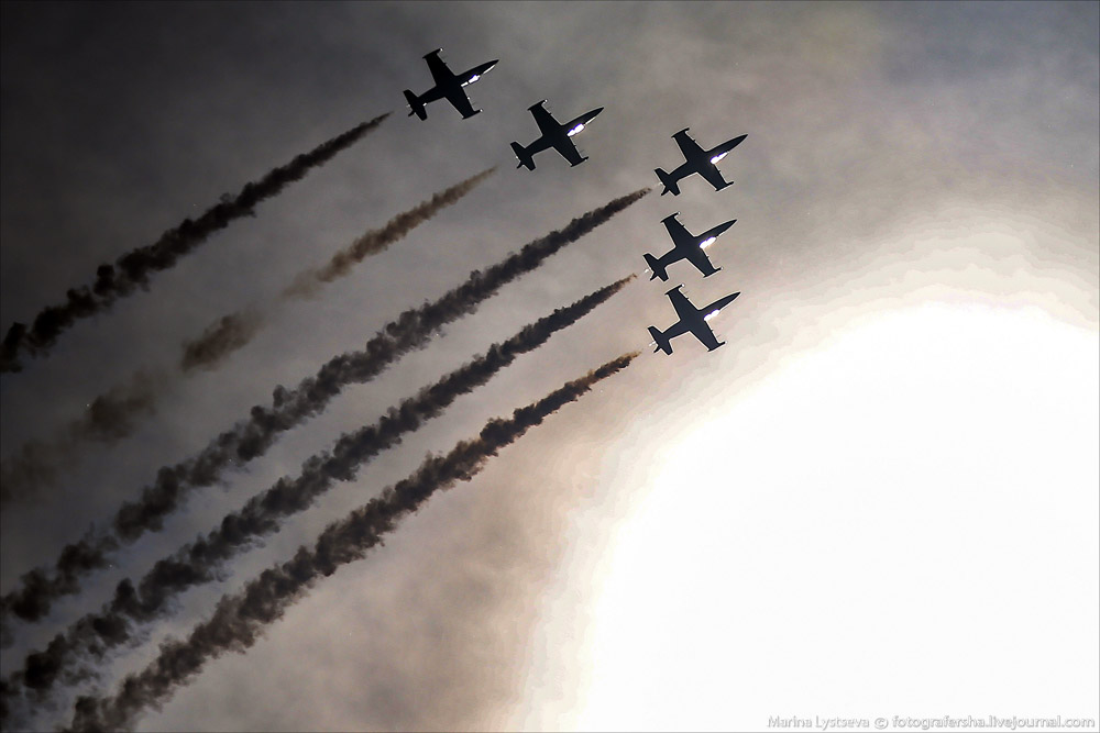 MAKS 2015: The best photos from the air show in Moscow - 24