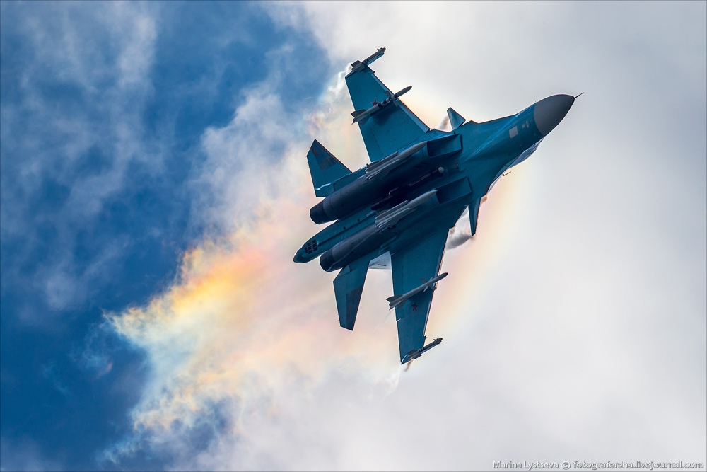 MAKS 2015: The best photos from the air show in Moscow - 34