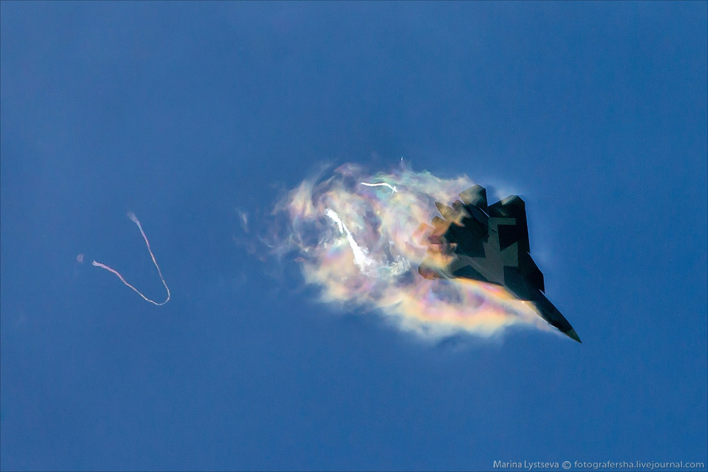 MAKS 2015: The best photos from the air show in Moscow - 38