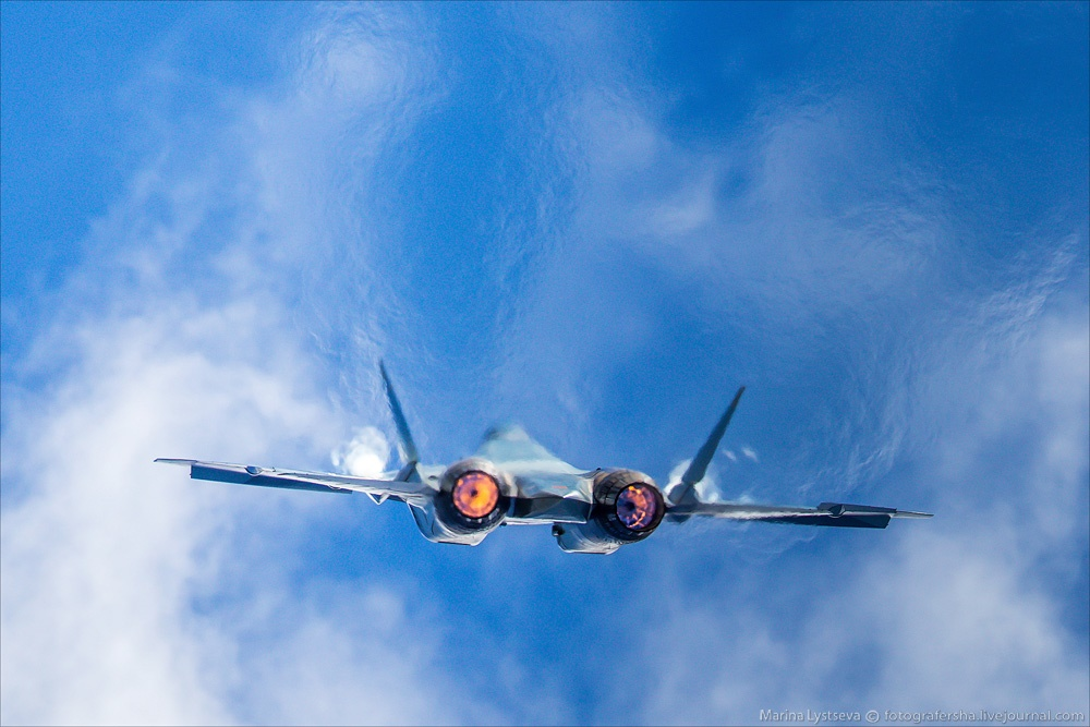 MAKS 2015: The best photos from the air show in Moscow - 44