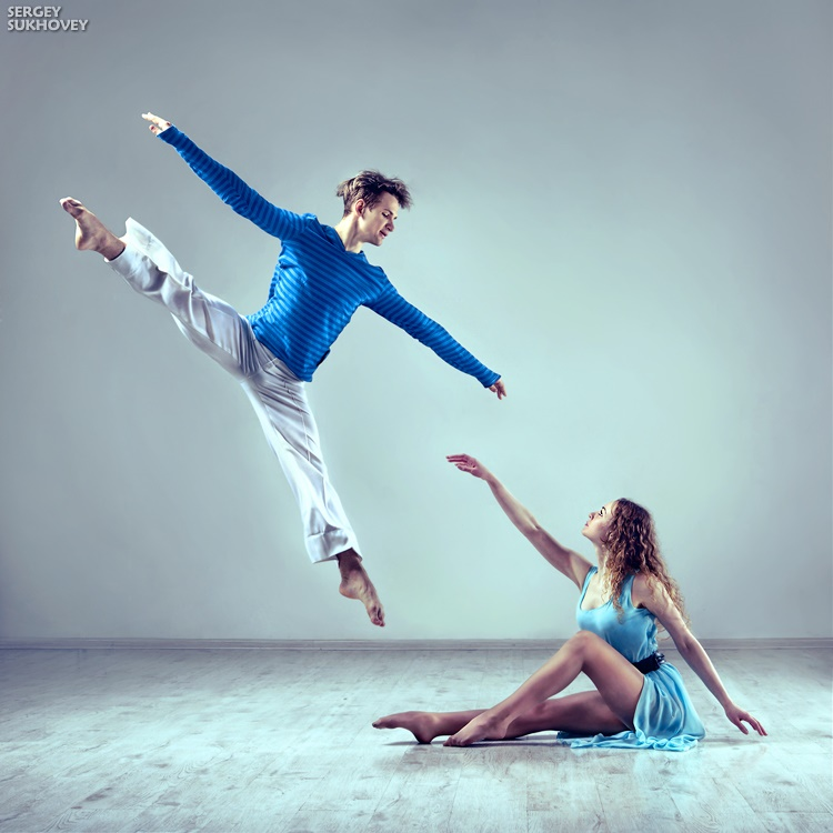 Plasticity and dancing: Photographic art by Sergey Sukhovey - 8