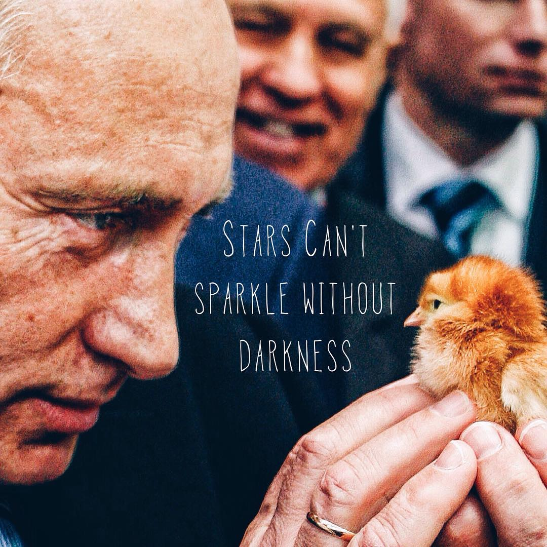 Putinspiration: sarcastic motivational pictures with Putin - 8
