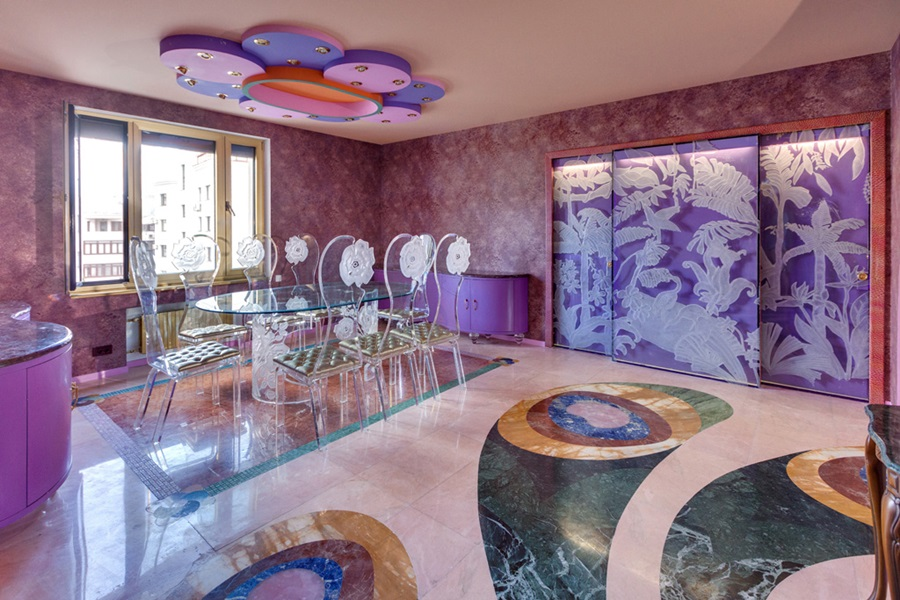 Glamorous Aladdins house in a Moscow flat for $3.36 million - 4