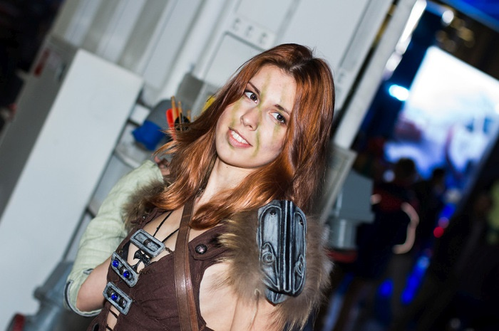 Russian Cosplay: Pictures from the Comic Con Russia 2015 - 1