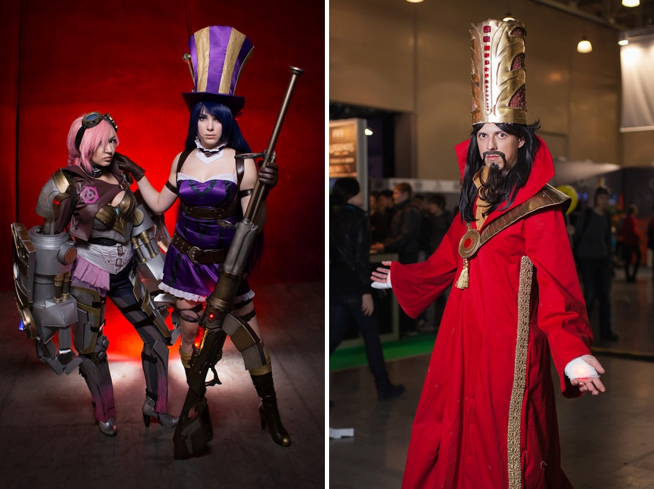 Russian Cosplay: Pictures from the Comic Con Russia 2015 - 11