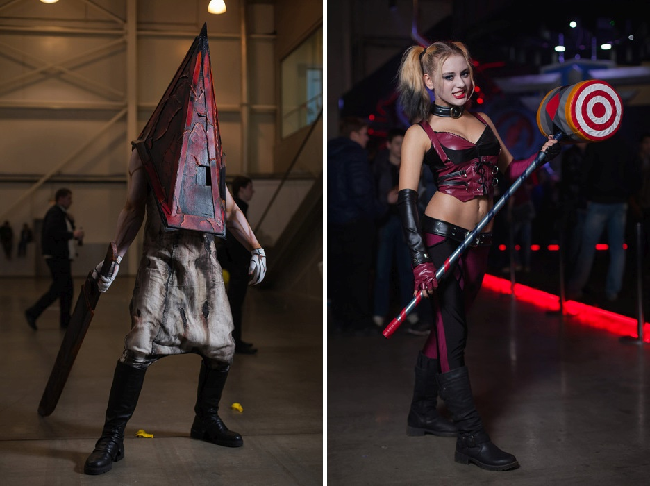Russian Cosplay: Pictures from the Comic Con Russia 2015 - 13