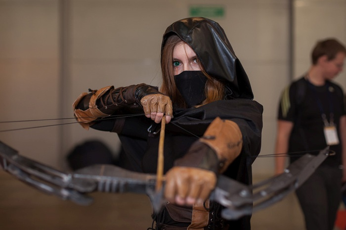Russian Cosplay: Pictures from the Comic Con Russia 2015 - 19