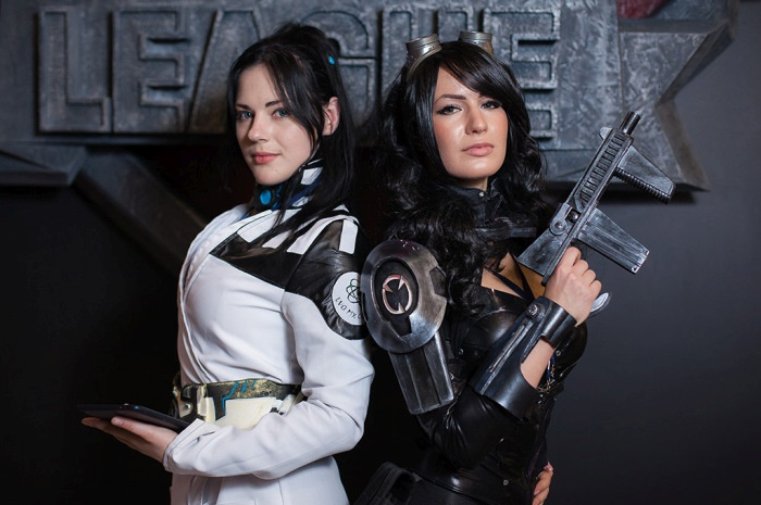 Russian Cosplay: Pictures from the Comic Con Russia 2015 - 20