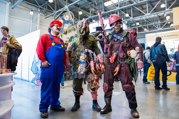 Russian Cosplay: Pictures from the Comic Con Russia 2015 - 24