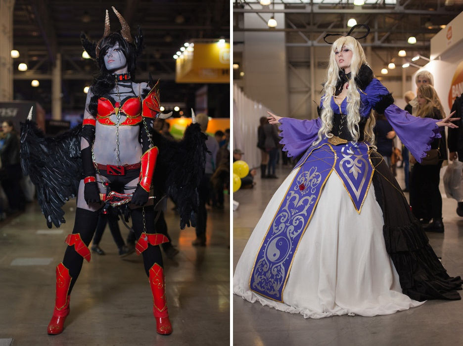 Russian Cosplay: Pictures from the Comic Con Russia 2015 - 26