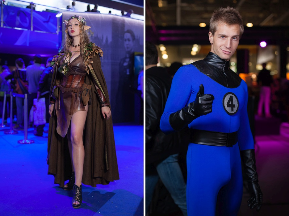 Russian Cosplay: Pictures from the Comic Con Russia 2015 - 30