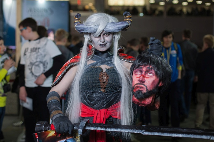 Russian Cosplay: Pictures from the Comic Con Russia 2015 - 41