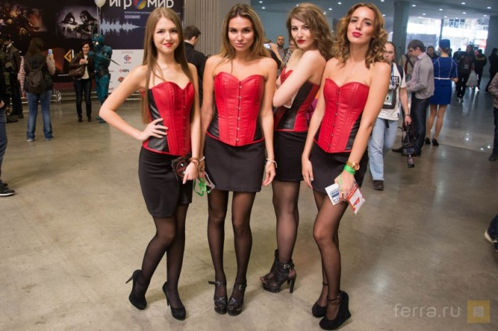 Russian Cosplay: Pictures from the Comic Con Russia 2015 - 49