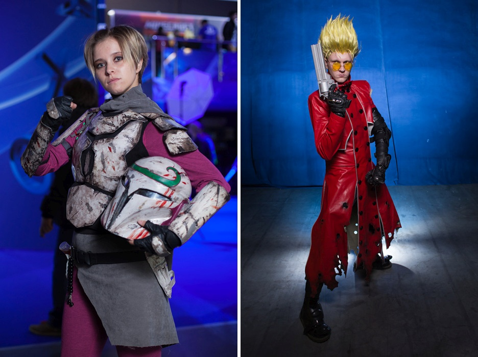 Russian Cosplay: Pictures from the Comic Con Russia 2015 - 8