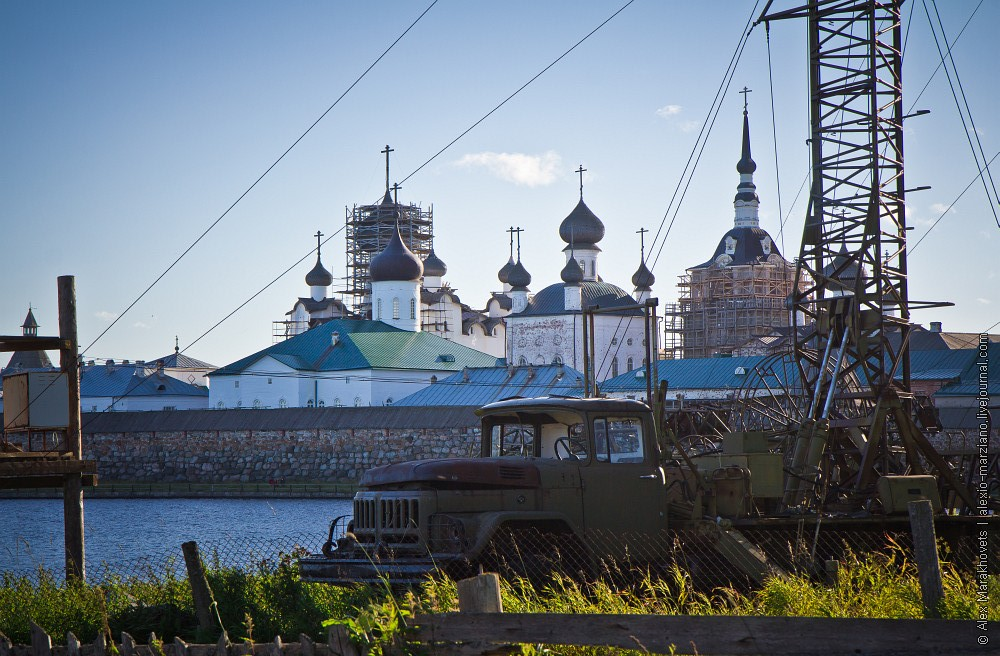Russian North: People and nature of the Solovetsky Islands - 17