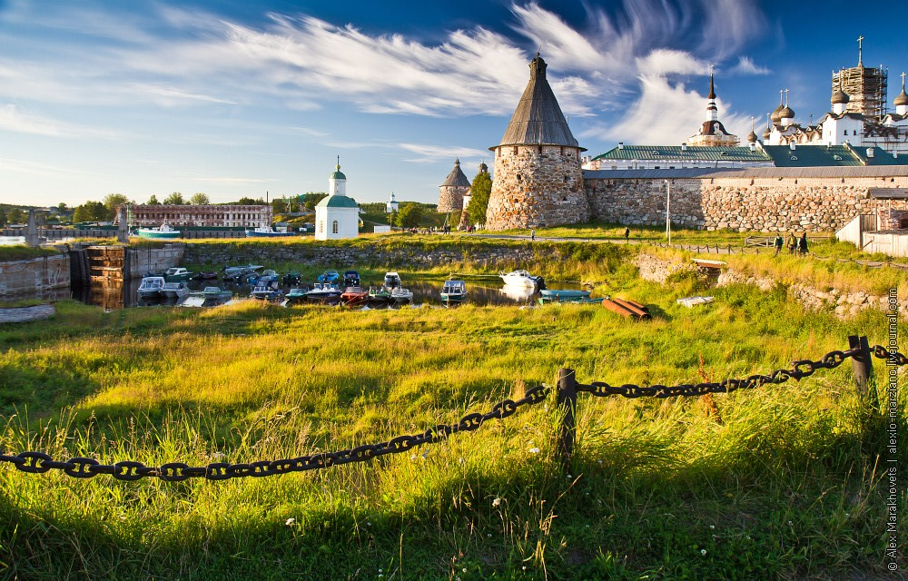 Russian North: People and nature of the Solovetsky Islands - 3