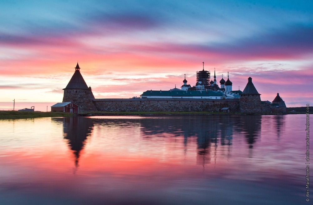 Russian North: People and nature of the Solovetsky Islands - 33