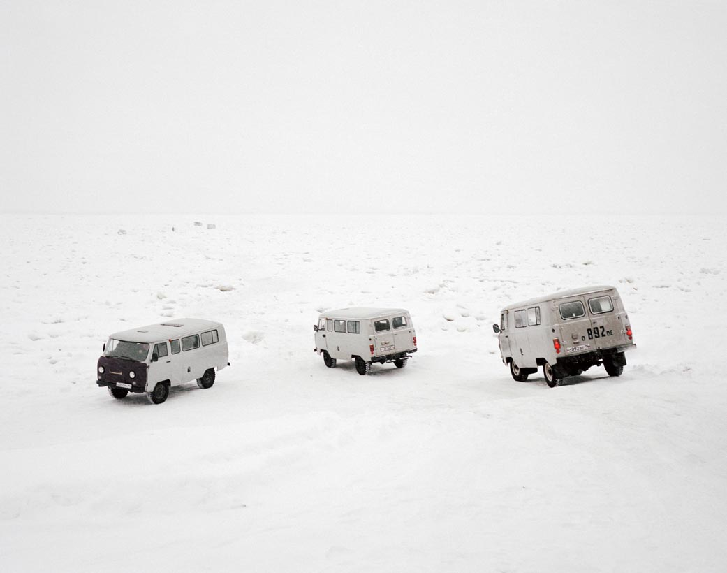 Motherland: Photos of unfeigned Russia by Simon Roberts - 14