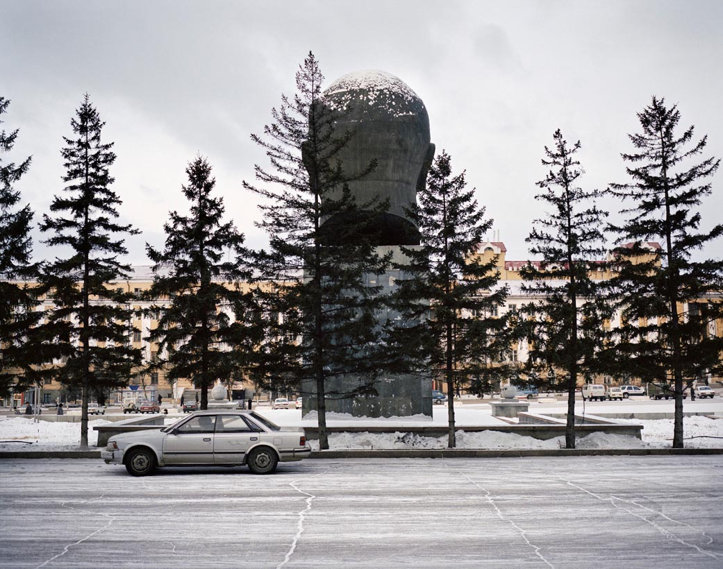 Motherland: Photos of unfeigned Russia by Simon Roberts - 16