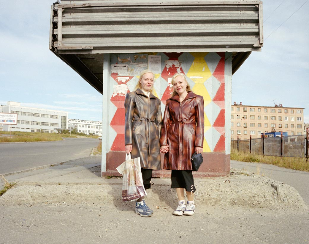 Motherland: Photos of unfeigned Russia by Simon Roberts - 2